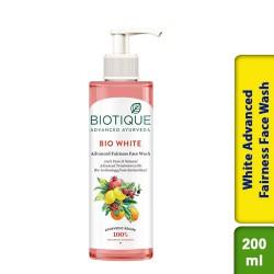 Biotique White Advanced Fairness Face Wash 200ml