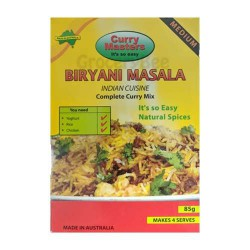 Biryani Masala Powder Curry Masters