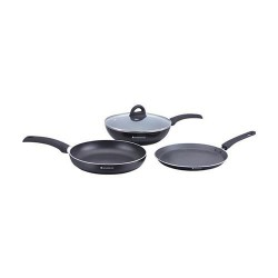 Black Beauty 4pc Set Wonderchef