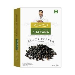 Black Pepper Masala Sanjeev Kapoor Khazana