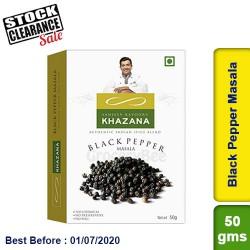 Black Pepper Masala Sanjeev Kapoor Khazana Clearance Sale