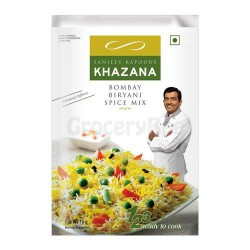 Bombay Biryani Spice Mix Sanjeev Kapoor Khazana