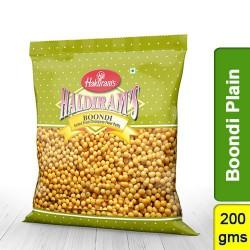 Boondi Plain Haldirams 200g