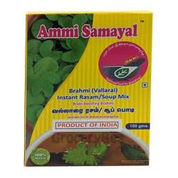 Brahmi Vallarai Mandukaparni Rasam Soup Mix