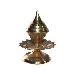 Brass Agarbathi Incense Stick Stand Model 1