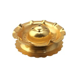 Brass Agarpathi Stand 6 with Gold Coated