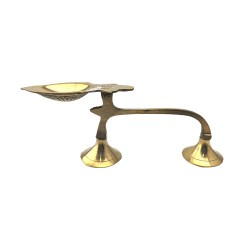 Brass Camphor Dhoop Stand model 2