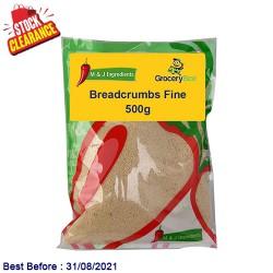 Breadcrumbs Fine 500g Clearance Sale