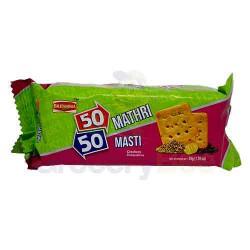Britannia 50-50 Mathri Masti