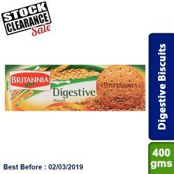 Britannia Digestive Biscuits Clearance Sale