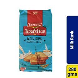 Britannia Milk Rusk 280g