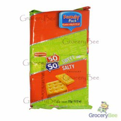 Britannia 50 50 Sweet and Salty