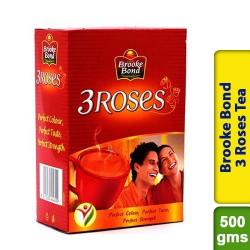 Brooke Bond 3 Roses 500g