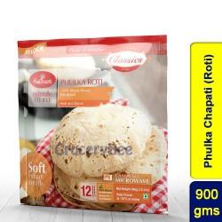 Bulk Phulka Chapati (Roti) Haldirams 900g