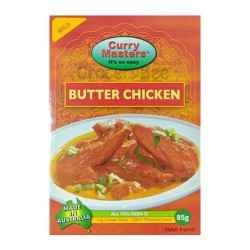 Butter Chicken Curry Masala Powder Curry Masters