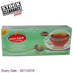 Cardamon Tea Wagh Bakri Clearance Sale