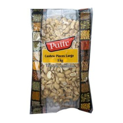 Cashews Nuts Pieces 1kg