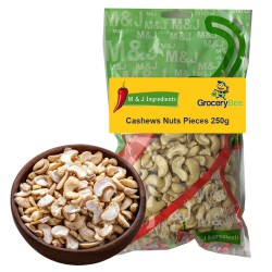 Cashews Nuts Pieces 250g M&J
