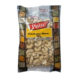 Cashews Nuts Raw 500g