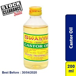Castor Oil Clearance Sale