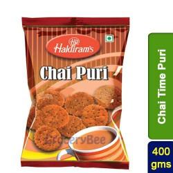 Chai Time Puri Haldirams 400g