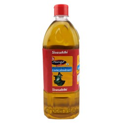 Chekku cold pressed Gingelly Sesame Oil 1L