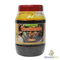Chettinadu Kaarakozhambu Gravy Thokku