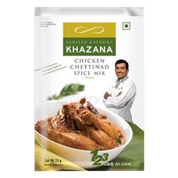 Chicken Chetinad Spice Mix Sanjeev Kapoor Khazana