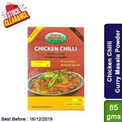 Chicken Chilli Curry Masala Powder Curry Masters - Clearance Sale