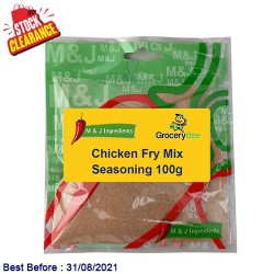 Chicken Fry Mix Seasoning 100g Clearance Sale