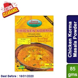 Chicken Korma Masala Powder Curry Masters - Clearance Sale
