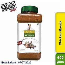 Chicken Masala Sanjeev Kapoor Khazana 600g Clearance Sale