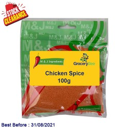 Chicken Spice 100g Clearance Sale