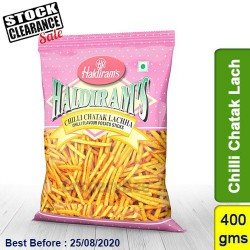 Chilli Chatak Lach Haldirams 400g Clearance Sale