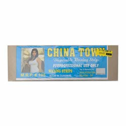 China Town Disposable Waxing Strips