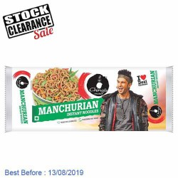 Chings Manchurian Instant Noodles Clearance Sale