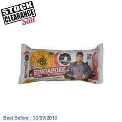 Chings Singapore Curry Instant Noodles Clearance Sale