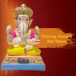 Churang Ganpati Idol Statue