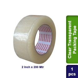 Clear Transparent Packing Packaging Self Adhesive Tape 2 inch 200m