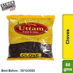Cloves 50g Clearance Sale