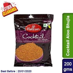 Cocktail Aloo Bhujia Haldirams 200g Clearance Sale