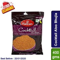 Cocktail Aloo Bhujia Haldirams 400g Clearance Sale