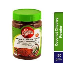 Coconut Chammanthi Chutney Podi Double Horse