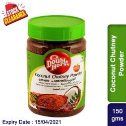 Coconut Chammanthi Chutney Podi Double Horse Clearance Sale