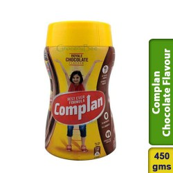Complan Chocolate Flavour Health Drink