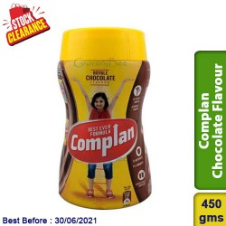 Complan Chocolate Flavour Health Drink Clearance Sale