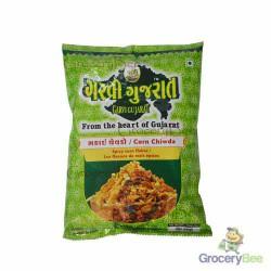 Corn Chiwda Garvi Gujarat