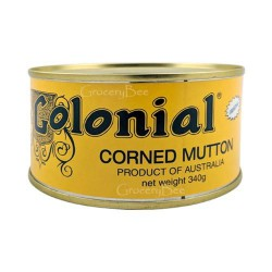 Corned Mutton