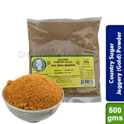 Country Sugar Jaggery (Gold) Powder 500g