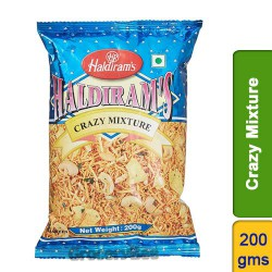 Crazy Mix Haldirams 200g